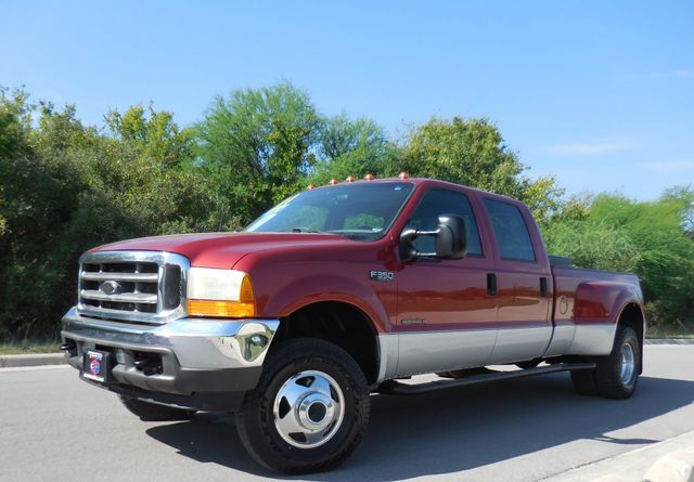 2001 Ford F350 Super Duty Crew Cab Long Bed