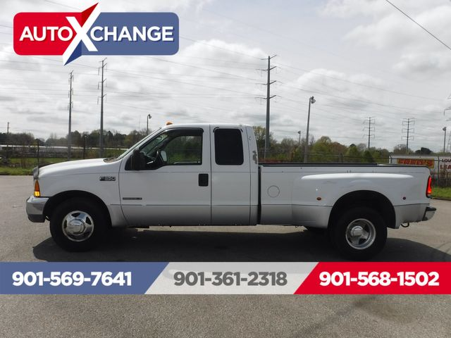 2001 Ford F350SD Lariat Ext Cab 7.3 Diesel Dually in Memphis, TN 38115