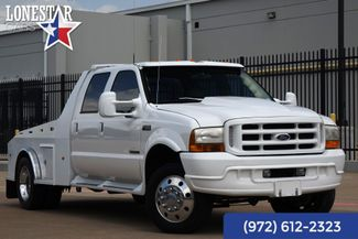 2001 Ford F450SD XLT 2-L Conversion Hauler Bed 40K 7.3L Diesel in Plano, Texas 75093