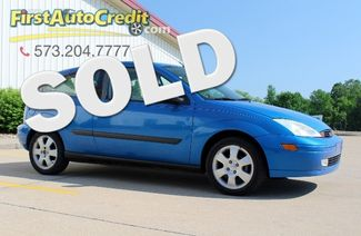 2001 Ford Focus ZX3 in Jackson MO, 63755