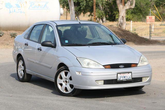 2001 Ford Focus ZTS Santa Clarita, CA 3
