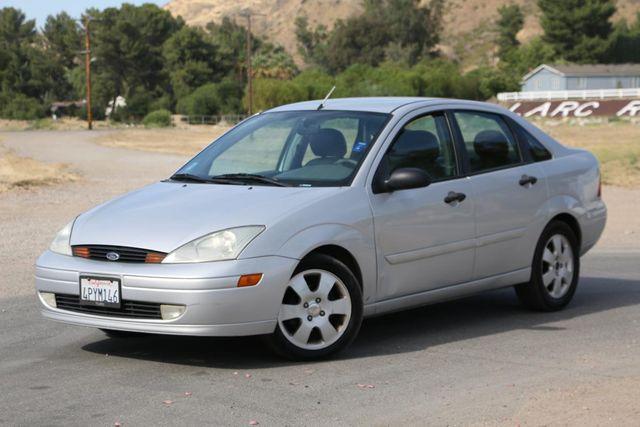 2001 Ford Focus ZTS Santa Clarita, CA 1