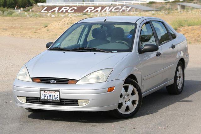 2001 Ford Focus ZTS Santa Clarita, CA 4