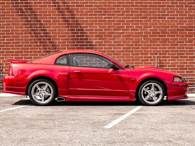 2001 Ford Mustang ROUSH ROUSH STAGE 2 Burbank, CA 3