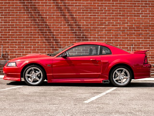 2001 Ford Mustang ROUSH ROUSH STAGE 2 Burbank, CA 4
