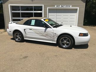 2001 Ford Mustang Premium in Clinton IA, 52732