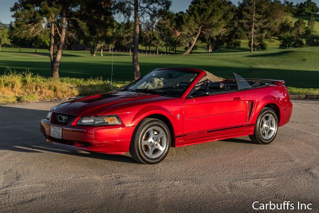 2001 Ford Mustang Deluxe | Concord, CA | Carbuffs in Concord