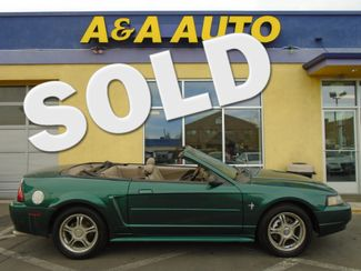 2001 Ford Mustang Deluxe in Englewood CO, 80110
