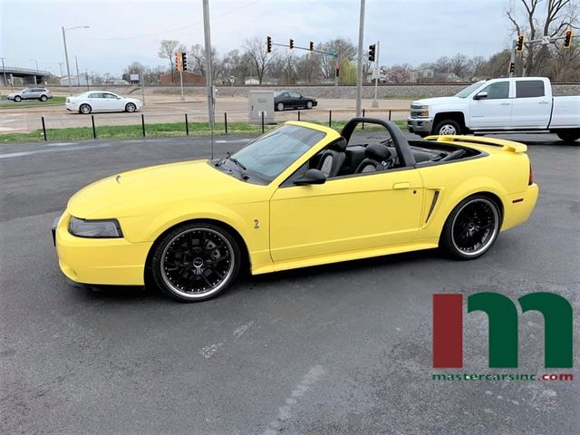 2001 Ford Mustang SVT Cobra Turbo | Granite City, Illinois | MasterCars Company Inc. in Granite City Illinois