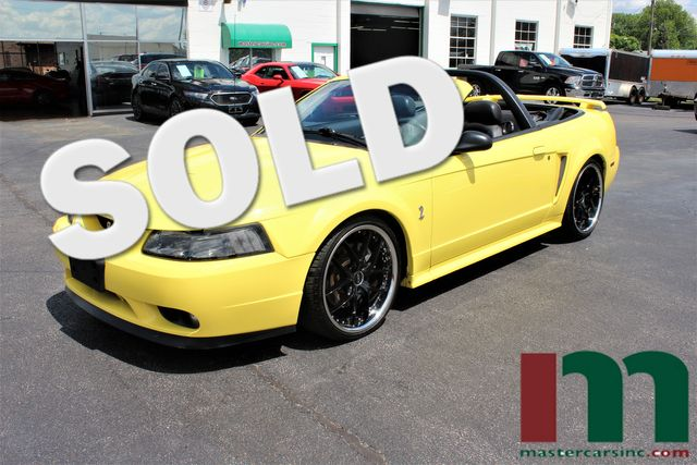 2001 Ford Mustang in Granite City Illinois