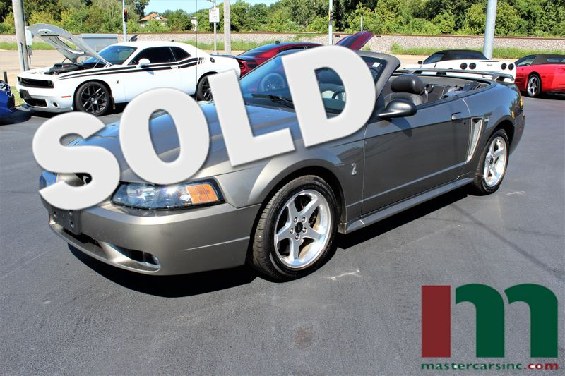 2001 Ford Mustang SVT Cobra | Granite City, Illinois | MasterCars Company Inc. in Granite City Illinois