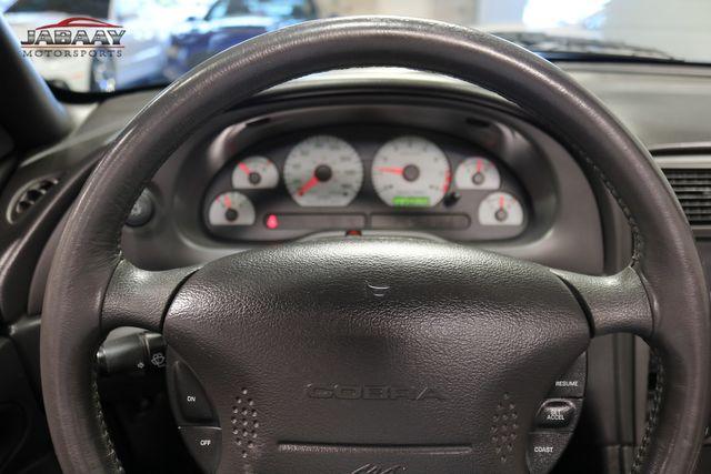 2001 Ford Mustang SVT Cobra Merrillville, Indiana 17