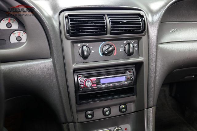 2001 Ford Mustang SVT Cobra Merrillville, Indiana 19