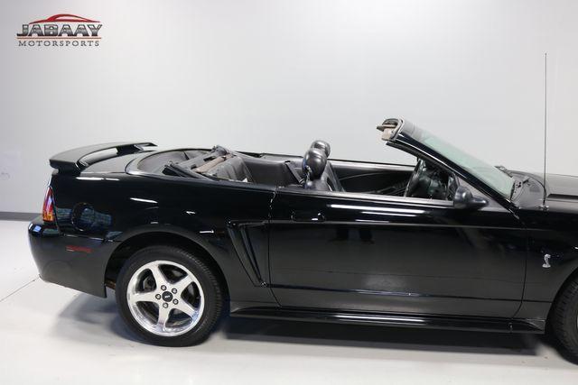 2001 Ford Mustang SVT Cobra Merrillville, Indiana 37