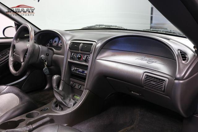 2001 Ford Mustang SVT Cobra Merrillville, Indiana 16