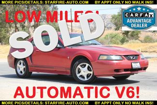 2001 Ford Mustang Deluxe Santa Clarita, CA