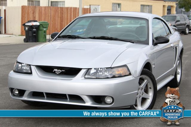 2001 Ford MUSTANG SVT COBRA 70K MLS 1-OWNER SERVICE RECORDS