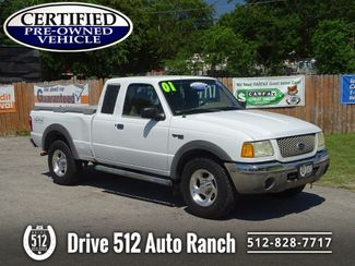 2001 Ford RANGER 4X4 SUPER CAB in Austin, TX 78745