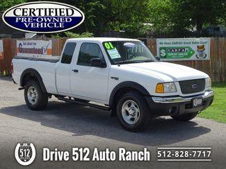 2001 Ford RANGER 4X4 SUPER CAB in Austin, TX 78745