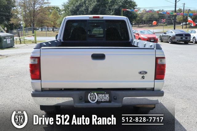 2001 Ford RANGER SUPER CAB in Austin, TX 78745