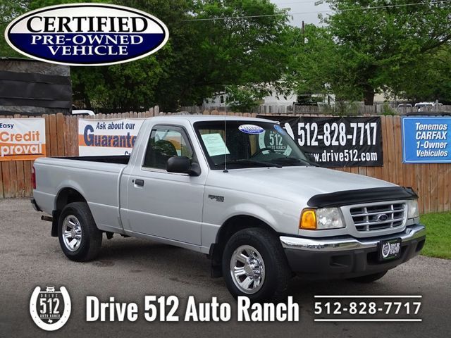 2001 Ford RANGER Reg Cab MANUAL Transmisson