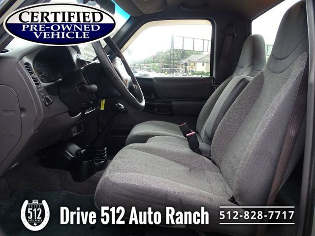 2001 Ford RANGER Reg Cab MANUAL Transmisson in Austin, TX 78745