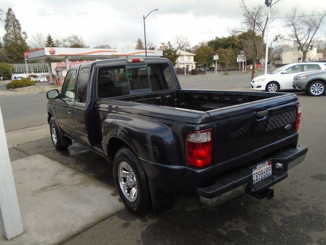 2001 Ford Ranger XLT Chico, CA 2