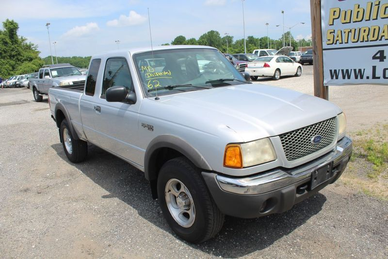 2001 Ford Ranger XL Fleet  city MD  South County Public Auto Auction  in Harwood, MD