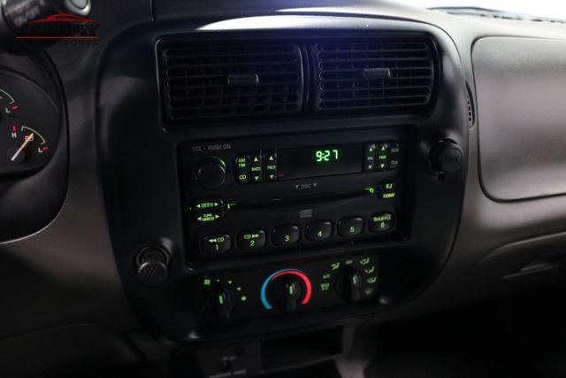 2001 Ford Ranger XLT Merrillville, Indiana 17