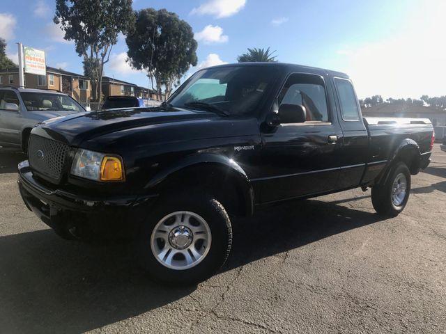 2001 Ford Ranger XLT Appearance