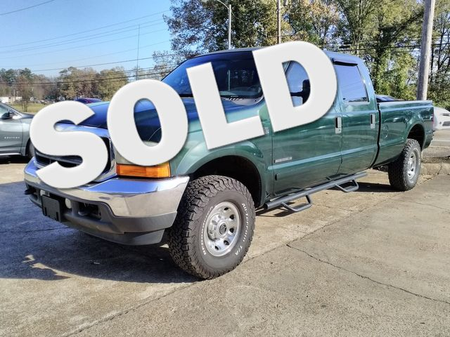 2001 Ford Super Duty F-250 4x4 XLT Houston, Mississippi