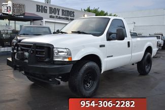 2001 Ford Super Duty F-250 XL in FORT LAUDERDALE, FL 33309