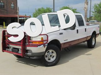 2001 Ford Super Duty F-250 Lariat 7.3L | Houston, TX | American Auto Centers in Houston TX