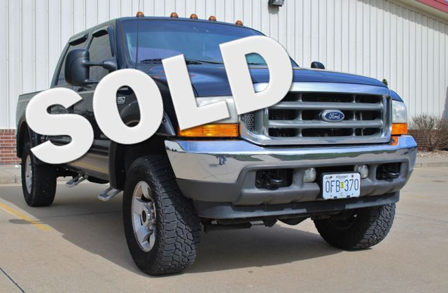 2001 Ford Super Duty F-250 XLT
