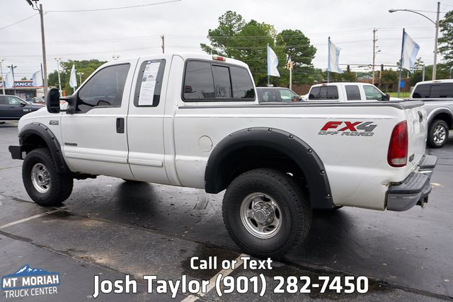 2001 Ford Super Duty F-250 XLT in Memphis Tennessee, 38115