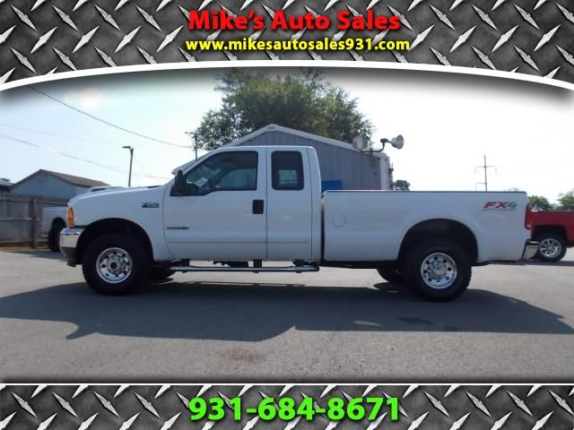 2001 Ford Super Duty F-250 XLT Shelbyville, TN