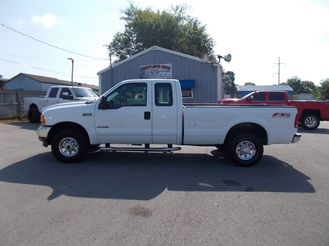 2001 Ford Super Duty F-250 XLT Shelbyville, TN 2