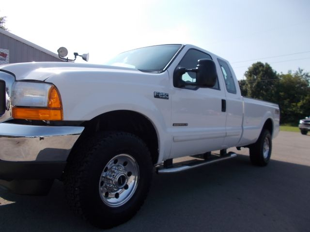 2001 Ford Super Duty F-250 XLT Shelbyville, TN 5