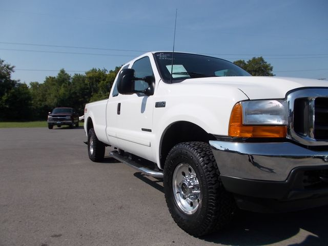 2001 Ford Super Duty F-250 XLT Shelbyville, TN 8
