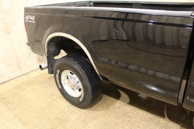2001 Ford Super Duty F-350 Diesel 4x4 Long Bed Lariat in Roscoe, IL 61073
