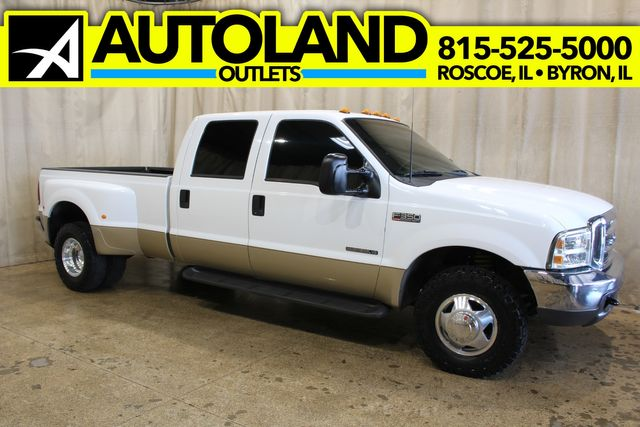 2001 Ford Super Duty F-350 Long Bed Diesel Lariat
