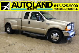 2001 Ford Super Duty F-350 RWD Dually Lariat in Roscoe, IL 61073