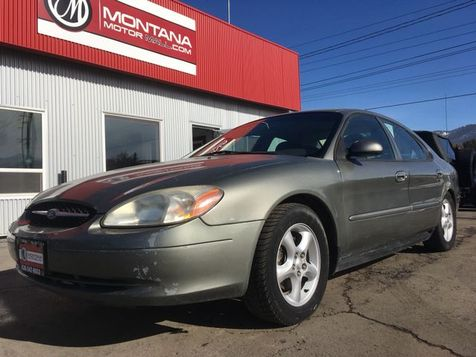 2001 Ford Taurus SES in