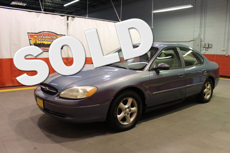 2001 Ford Taurus SES  city Illinois  Ardmore Auto Sales  in West Chicago, Illinois