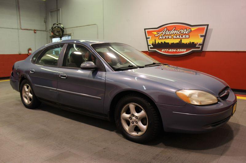 2001 Ford Taurus SES  city Illinois  Ardmore Auto Sales  in West Chicago, Illinois