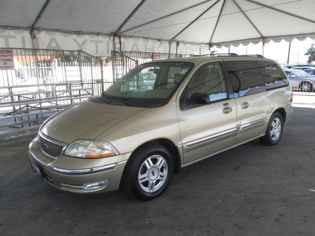 2001 Ford Windstar Wagon SE Gardena, California