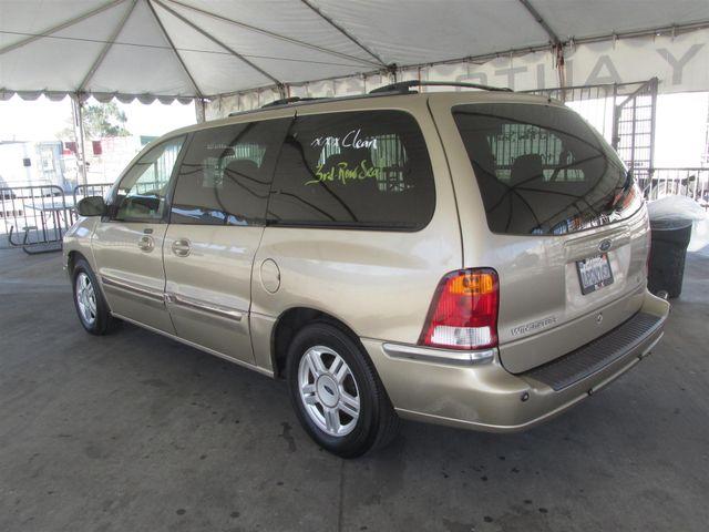 2001 Ford Windstar Wagon SE Gardena, California 1
