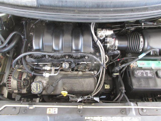 2001 Ford Windstar Wagon SE Gardena, California 14