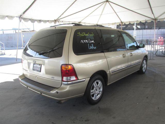 2001 Ford Windstar Wagon SE Gardena, California 2