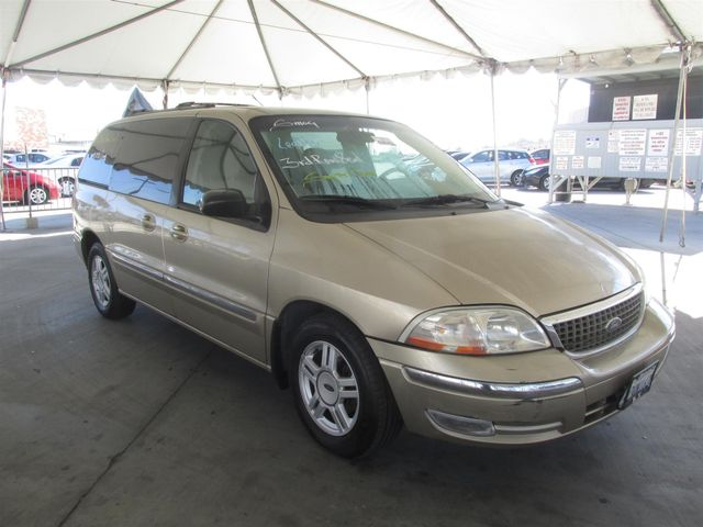 2001 Ford Windstar Wagon SE Gardena, California 3